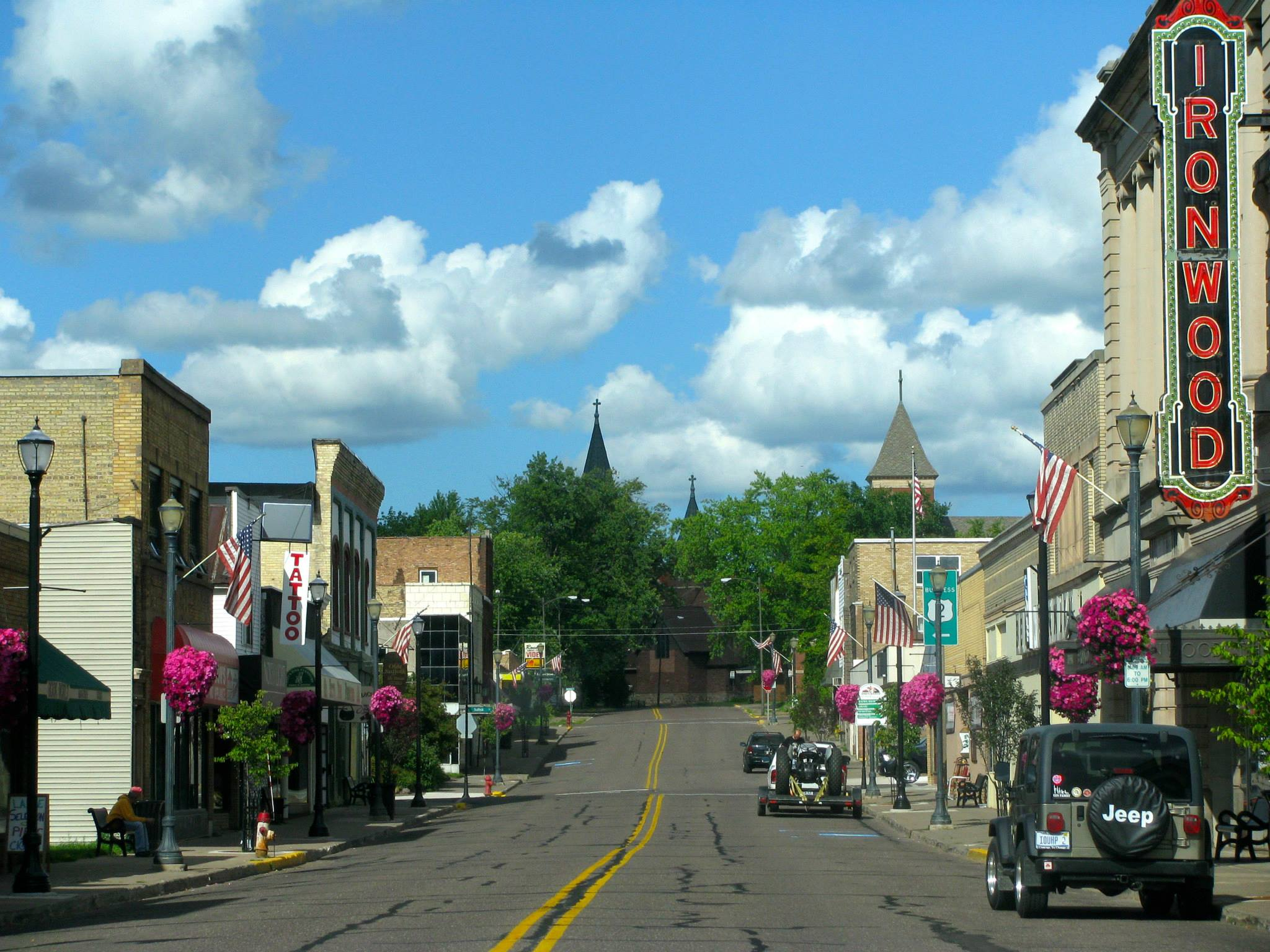 Ironwood, Michigan Homes